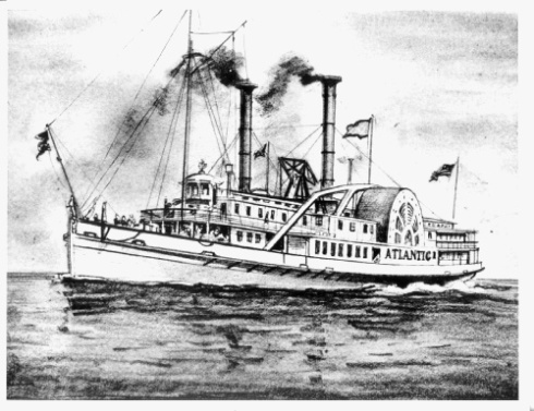 atlantic steamer
